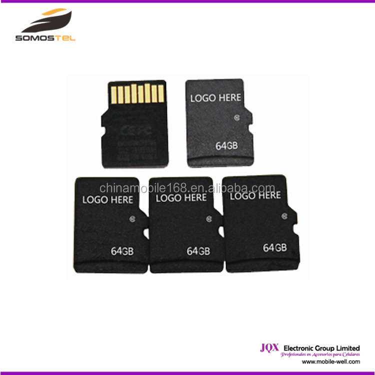 [somostel] factory price mobile phone sd memory card wholesale micro card 2gb 4gb 8gb 16gb 32gb 128gb Memoria SD tarjeta