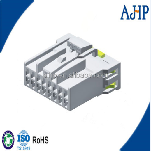 16pin female auto electrical connector for KET MG610360