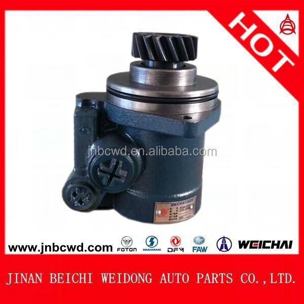 61500130037 Howo Sinotruk spare parts, weichai engine oil gear pump