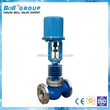5 Inch Cast Steel Motorized Control Valve