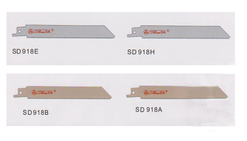 RECIPROCATING SAW BLADE FOR HSS METAL