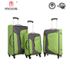 2016 NEW STYLE CHEAP FOUR WHEELS POLYESTER SUITCASE