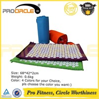 Eco-friendly Healthy Foot & Back Massager Acupuncture Mat