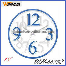 Different types of wall clock/fancy deocrative wall clock