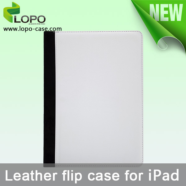 Dye sublimation leather flip cover for iPad Air <strong>2</strong>