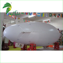 Hongyi Inflatable RC Zepplin / RC Inflatable Airplane / 6M RC Advertising Zepplin