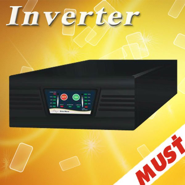 inverter battery connections