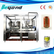 can bottling machine can beverage filling machine
