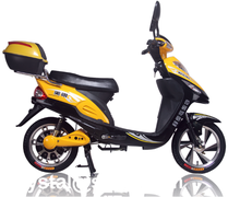 New 350W pedal assist electric scootor by CE standard