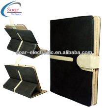 360 Degree Rotary/Rotation leather cases for ipad 2 3 4