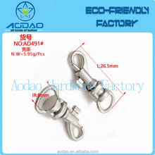 factory promotional customized carabiner rock lanyard snap <strong>hooks</strong>