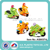 Promotion Plastic Mini Wind Up Motorcycle