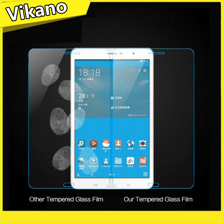 Factory Supply Clear High Clarity Tempered Glass Screen Protector For iPad Mini 4