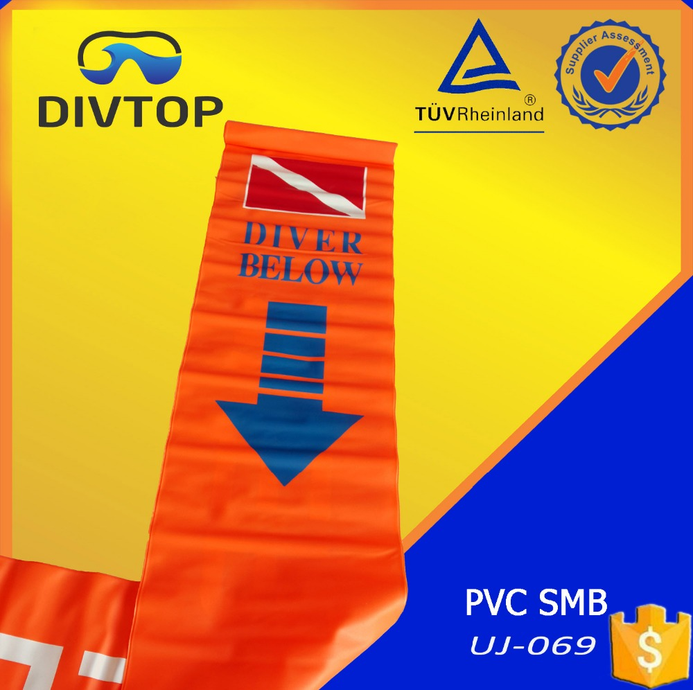 PVC High Visibility Diving Singal Marker Buoys