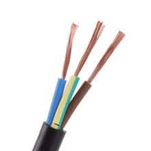 Customized Instrumentation Electric Power Big Flexible Cable