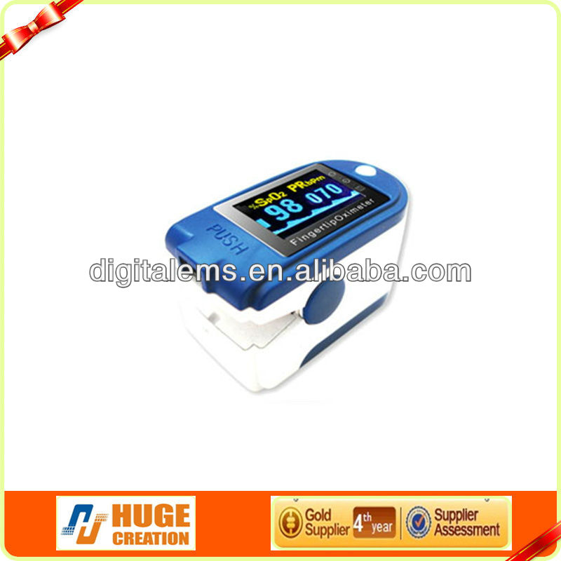 2014 hot selling non invasive pulse oximetry