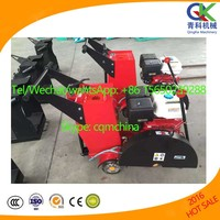 concrete road saw cutter