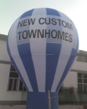advertisement giant inflatable cold air balloon for grand opening