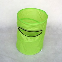 Unique design pop up outdoor bin or household gifts bin storage toy pop up hamper