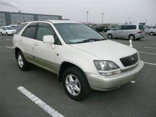 Toyota Harrier 2000 ID{625} JAPANESE USED CARS SECOND HAND VEHICLE