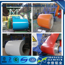 Top Quality PE PVDF Color Coated Aluminium Coil On Sale