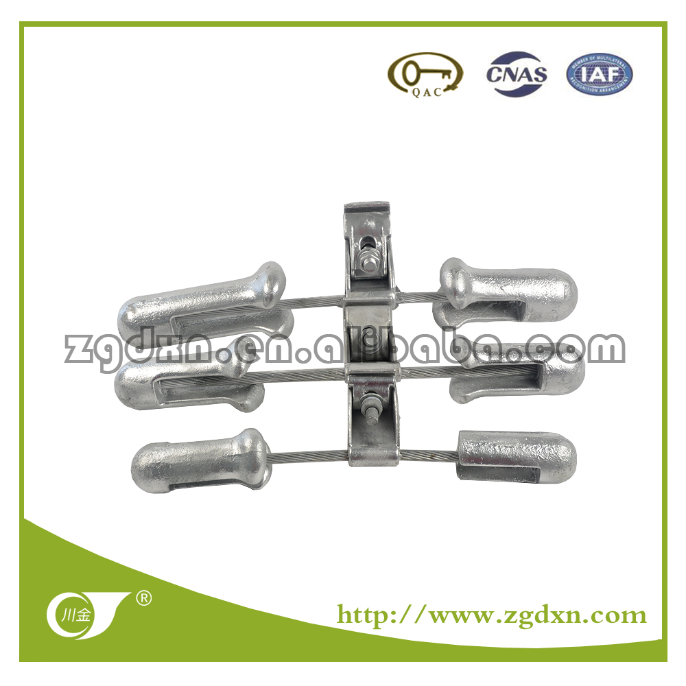 China Best Selling Protection Power Fitting Vibration Dampers