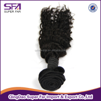 wholesale price unprocessed 100% peruvian human hair braiding hair
