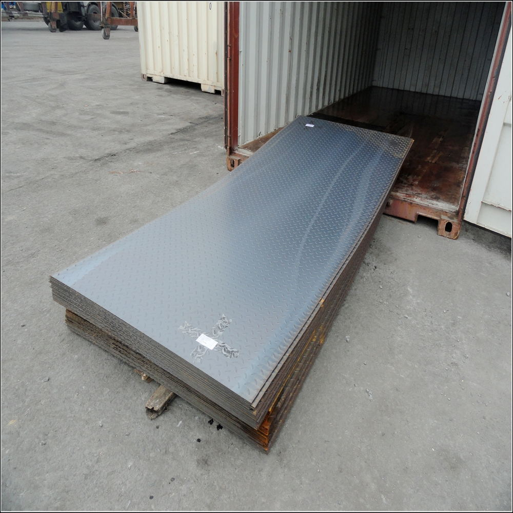 Best selling products high strength steel plate prices