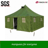 [ Fashionart ]Hangzhou4*4M relief tent army military tent for sale