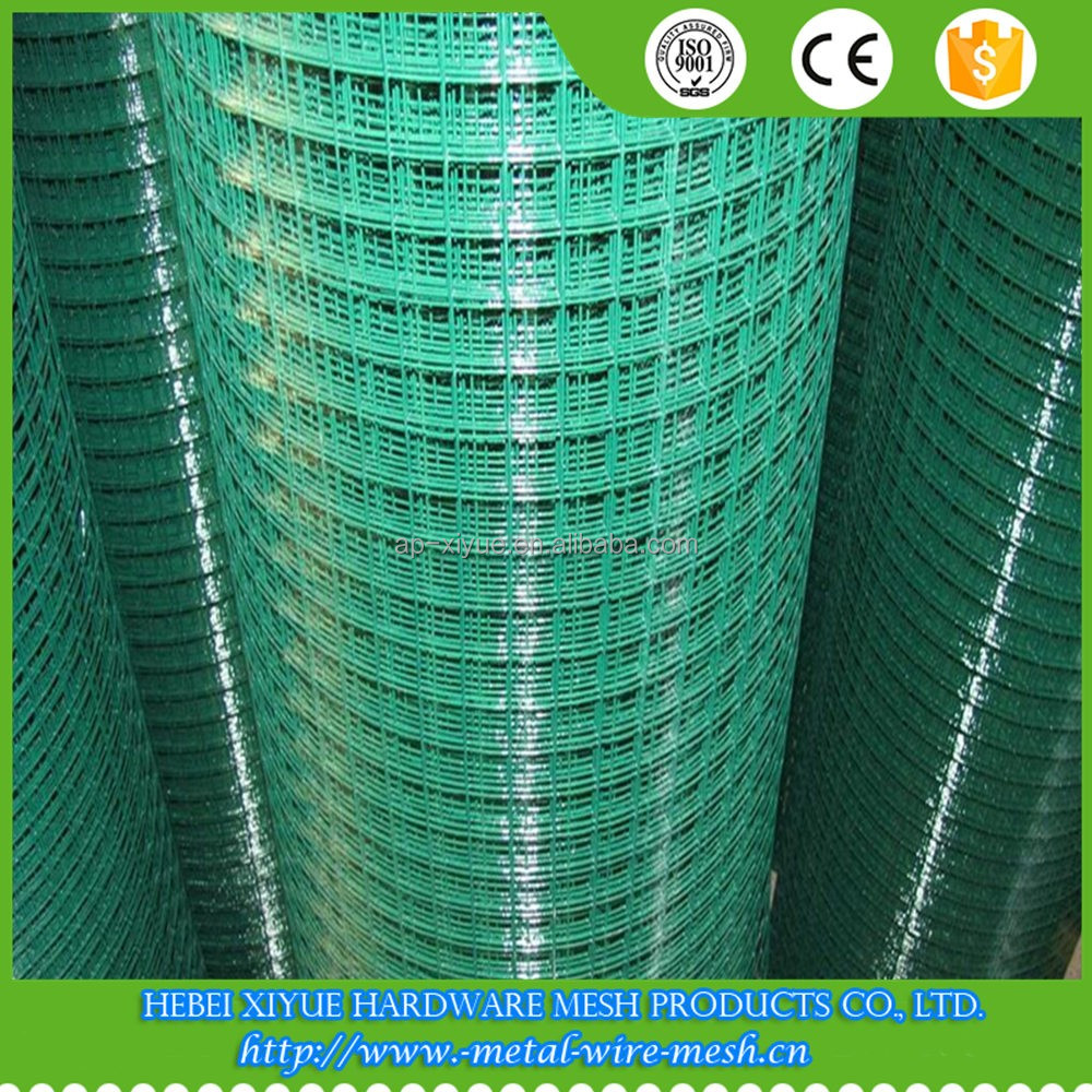 High quality 3/4 inch pvc coated welded wire <strong>mesh</strong> wholesale