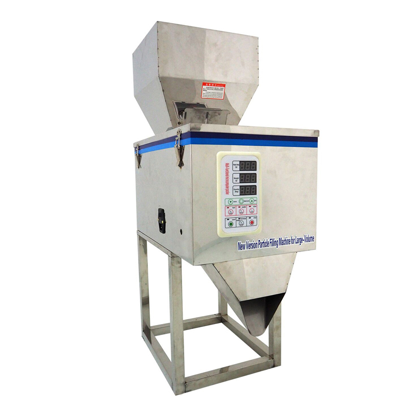 25-999g Particle Filling <strong>Machine</strong> for Grain Seed Tea Particle Granuale Powder
