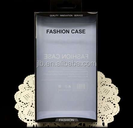 Custom Logo Plastic Cell /Mobile Phone Case/ Accessories Retail Smartphone Case Packaging