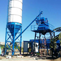 Hot Selling Ready Mix Concrete Batching Plant HZS25 for Indonesia