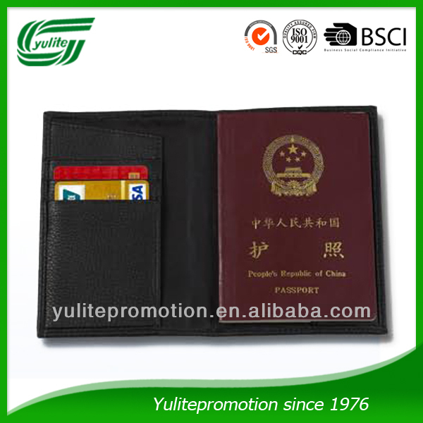 Wholesale leather passport holder
