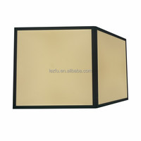 Low Profile Troffer Ceiling troffer fixtures 18w square led panel light 600x600