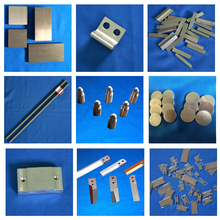Electrical industry powder metallurgy process AgW silver tungsten alloy eletrode / contact