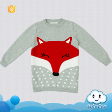 Wholesale sample sweater 2016 baby clothing sweater guangzhou sweater factory