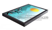 "21.5"" Wide LED SAW Touch Open Frame Monitor/ Chassis(Closed) Frame/ Panel Mount/ 1920x1080/ RGB/ DVI/ DC12V"