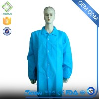 100% Warranty ISO, CE, SGS Certified Nonwoven garment lab test