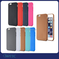 China wholesale high quality rubber tpu dot view case for iphone 6,for iphone 6 case
