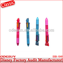 Disney factory audit manufacturer's cheap metal ball pen 142710