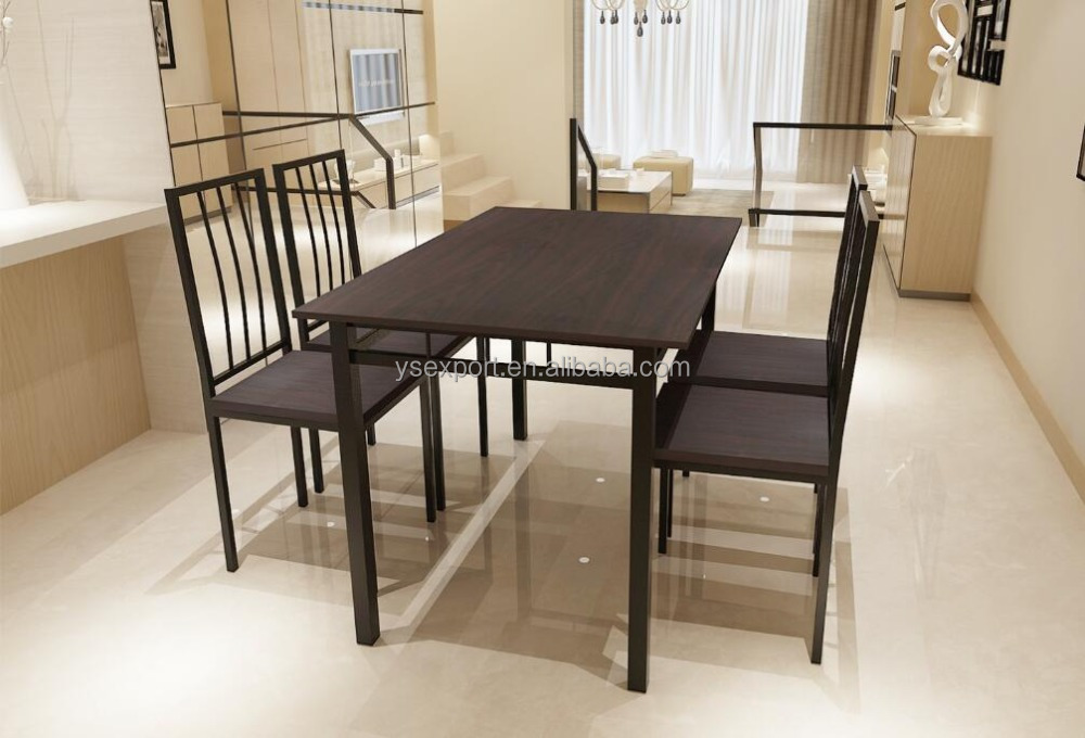 dinning table set with chairs dining room table company school mess hall furniture