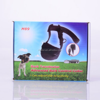 2016 Hot sales!!! automatic anti barking collar pet training control system for Dogs