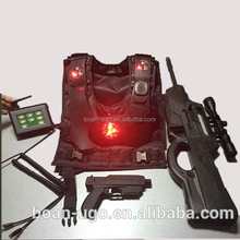 High quality lasertag games laser tag equipments support indoor and outdoor game for child laser tag gun