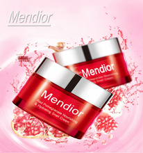 Mendior OEM Cosmetics Red Pomegranate Nourishing & Hydrating snail cream