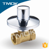 "stop cock concealed valve 1/2"" brass stem hole hose ppr new triangle globe low price for water meter flow"