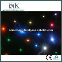 RGB mixed tricolor led star curtain
