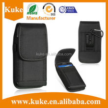 Cell Phone Carrying Bags Universal Cell Phone Belt Clip Case, Mobile Phone Belt Pouch for Samsung Infuse