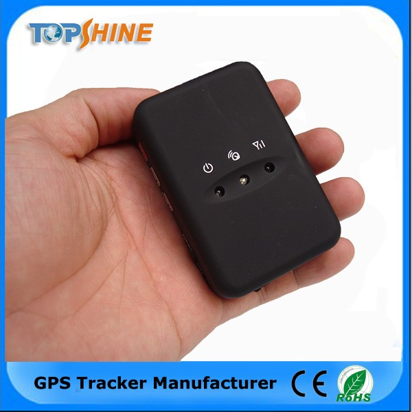 Newest waterproof hot-sale mini smart gps gsm gprs tracker Protect child / the old / the disabled / pet etc