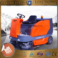 Lonking popular electric leaf sweeper/snow sweeper for sale